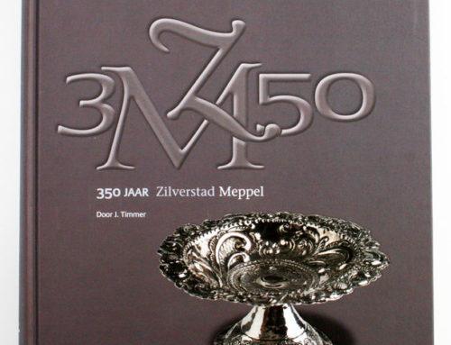 Unieke expositie Meppeler zilver in Kunsthuis Secretarie