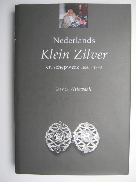 mooi boek over klein zilver en schepwerk