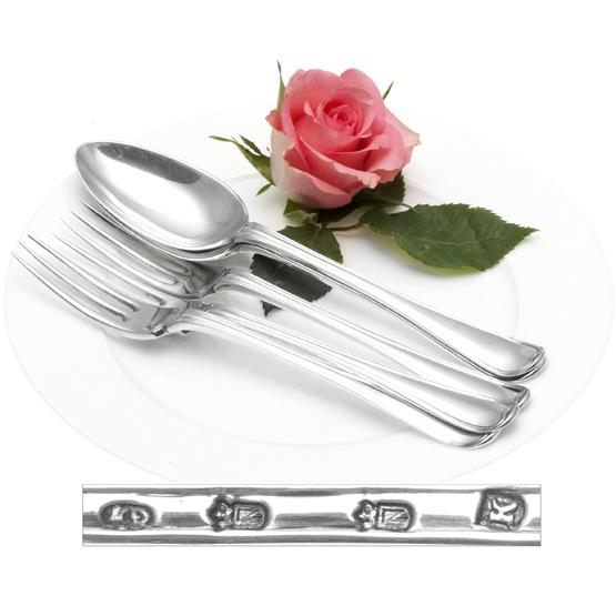 ontbijt zilver bestek uit Utrecht