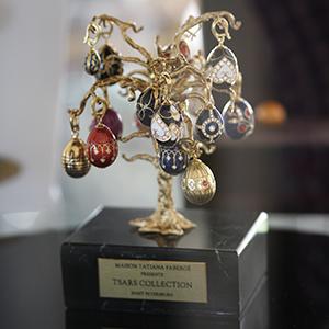 Maison Tatiana Fabergé collectie bij Zilver.nl
