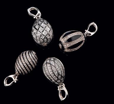 Saint Petersburg Tsars Collection eggs