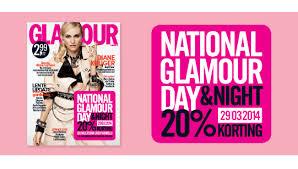 Glamourday 20% korting op Zinzi sieraden bij Zilver.nl