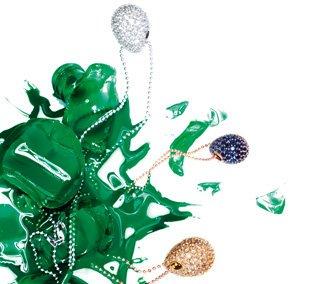 TF9 sieraden collectie van Maison Tatiana Fabergé