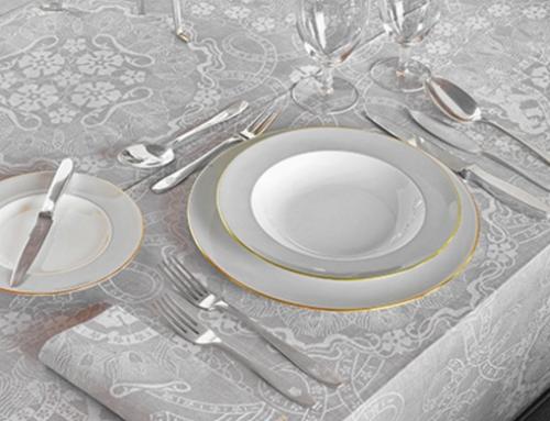 Tentoonstelling vier eeuwen tafelcultuur