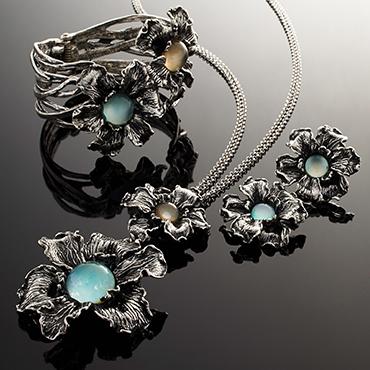 Zilveren sieraden uit Italie Giovanni Raspini