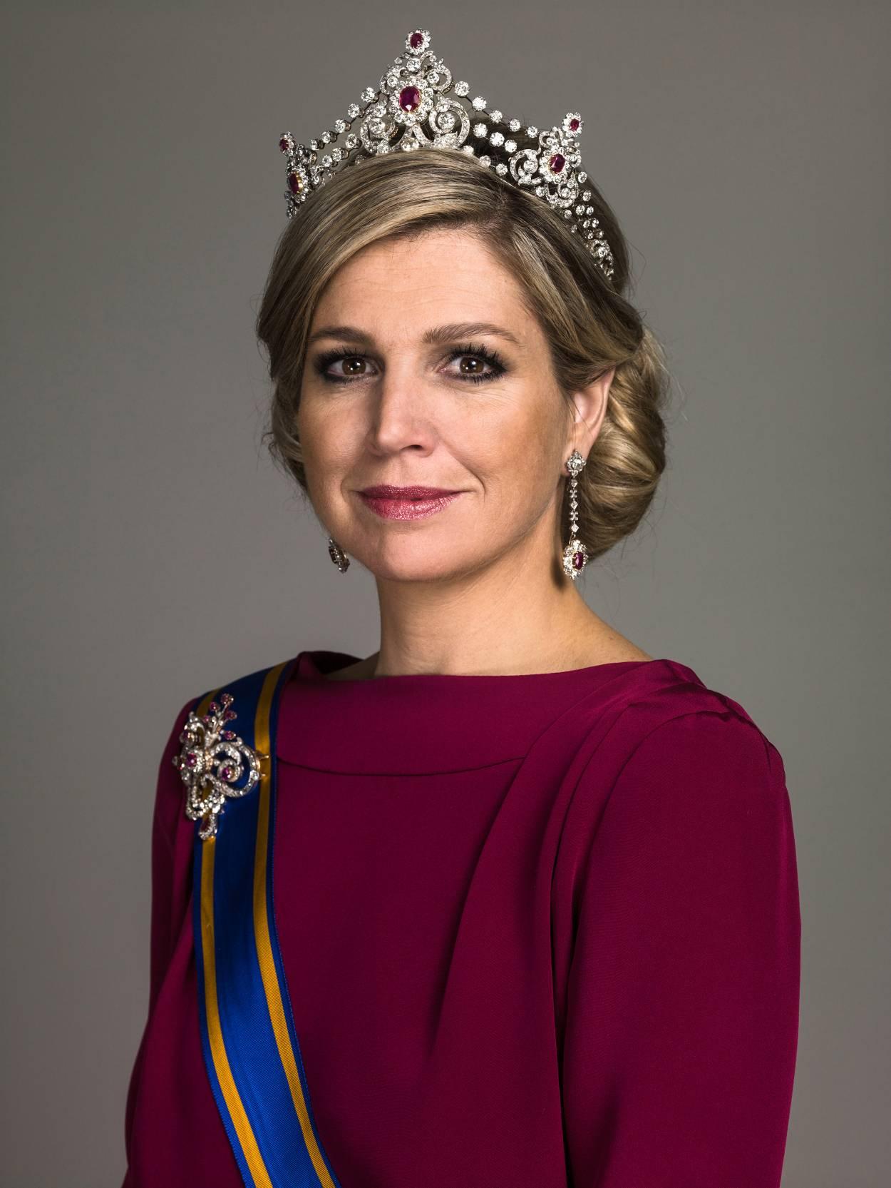 Prachtige foto van Koningin Maxima