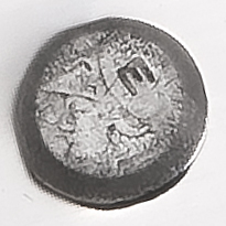 Zilvermerk minerva van het keurkantoor