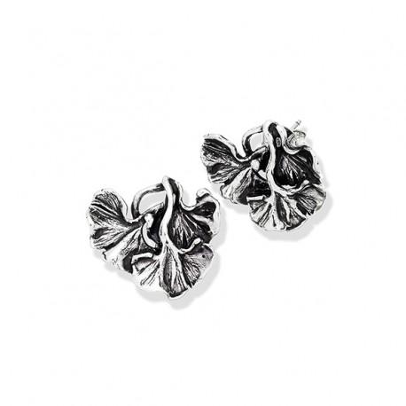 Zilveren oorstekers van Raspini