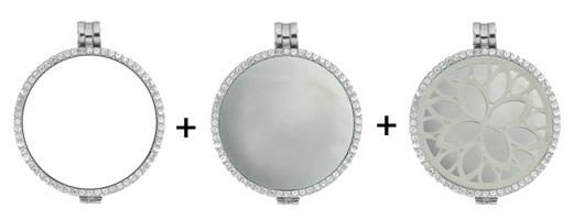 MY iMenso medaillon steen en cover