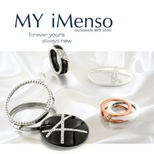 MY iMenso ceramic ringen met bijpassende munten