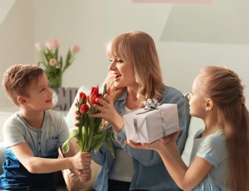Moederdag cadeautips, maak moeders blij
