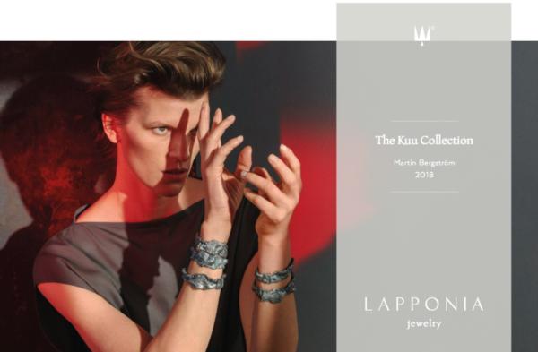 Kuu collectie van Lapponia