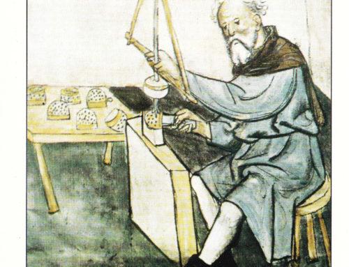 De naaidoos, over antiek zilver naaigerei en meer