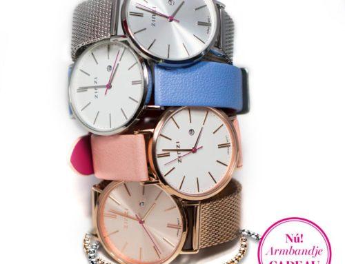 Zinzi horloges, de bestsellers van 2017 en 2018 !