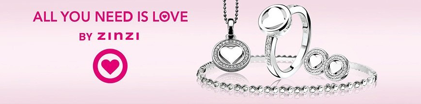 Zinzi all you need is love sieradencollectie bij Zilver.nl