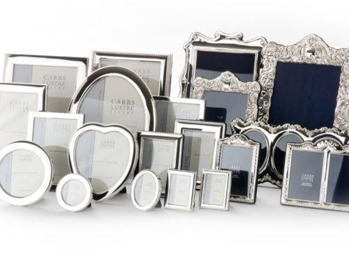Zilveren fotolijsten voor al je dierbare momenten