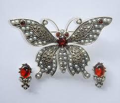 zilveren markasiet sieraden
