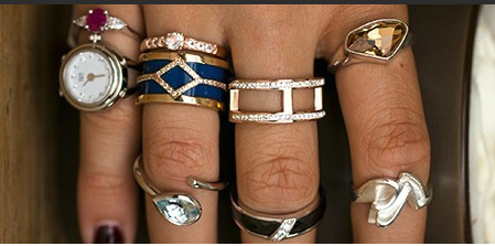 zilveren ringen gouden ringen titanium ringen