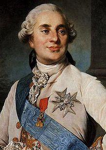 Louis-Auguste de France - Lodewijk XVI