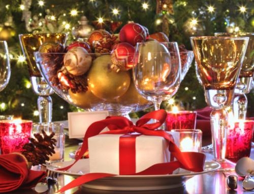 Zilver bestek, een must op de Kersttafel