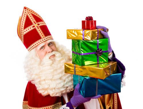 Sinterklaas shopt bij Zilver.nl!