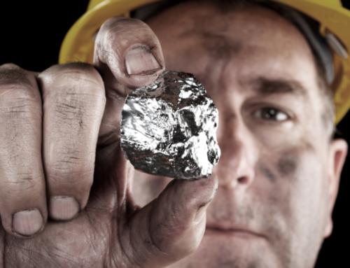 Edelmetaal zilver een lust voor het oog