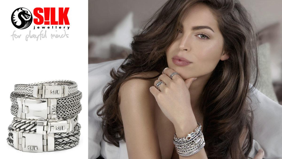 Silk stoere zilveren kwaliteit sieraden voor hem en haar