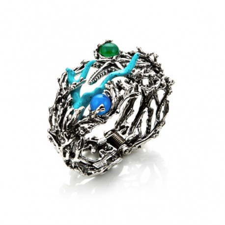 Giovanni Raspini zilveren armband Reef