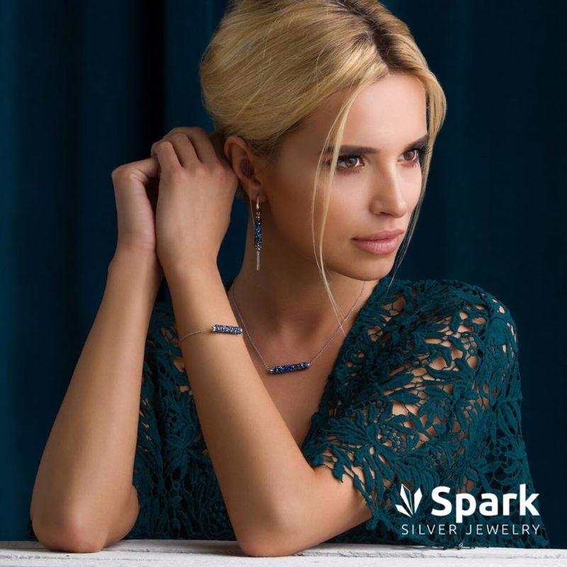 Spark oorbellen bij Zilver.nl juwelier