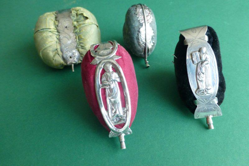 Antieke zilveren naaigerei bij Zilver.nl