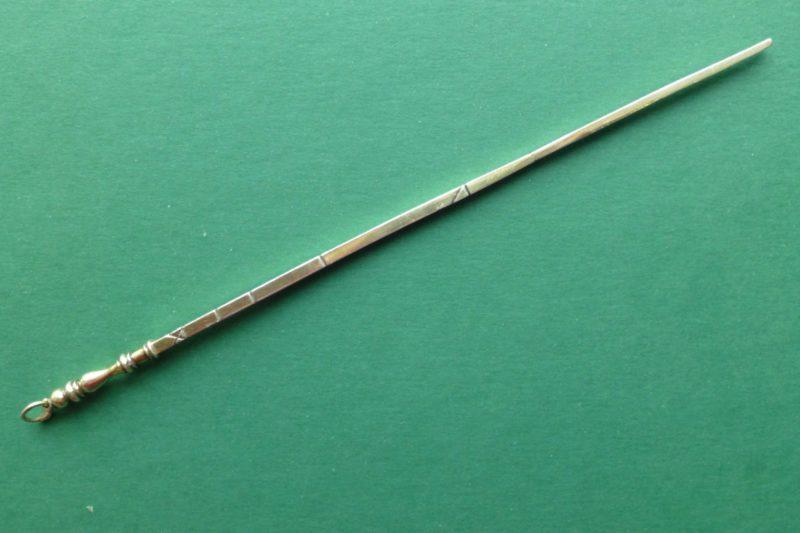 Antieke zilveren ellemaat blog Zilver.nl