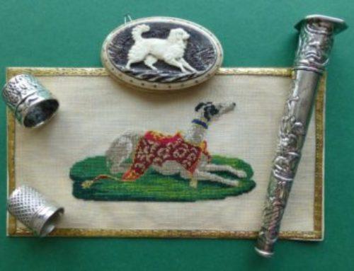Van jachthond tot gezelschapsdier op naaigerei