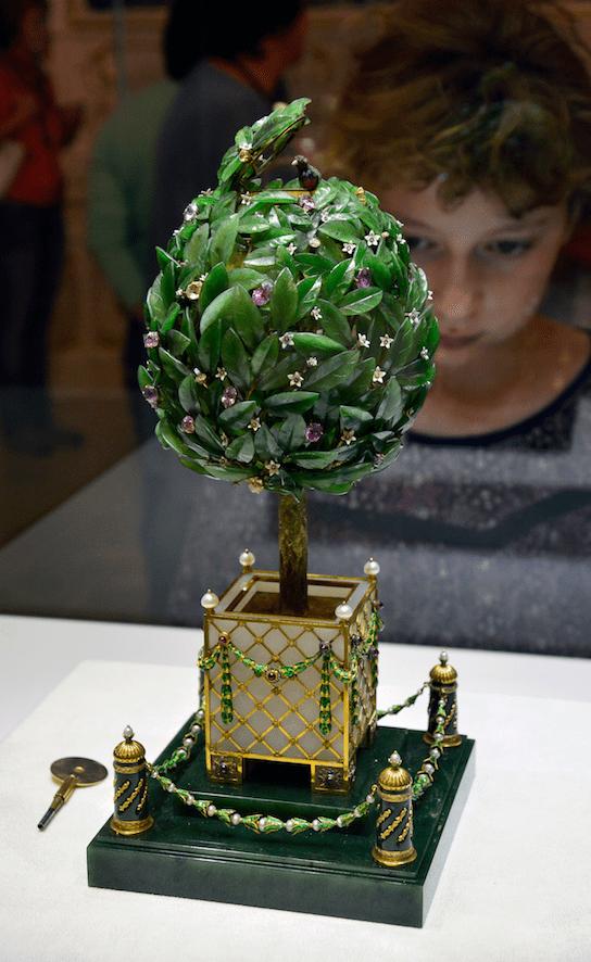 Origineel Fabergé stuk Blog Zilver.nl