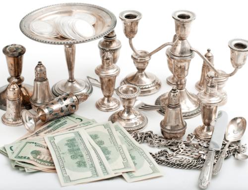Uw zilver verkopen? 10 Redenen om het NIET te doen