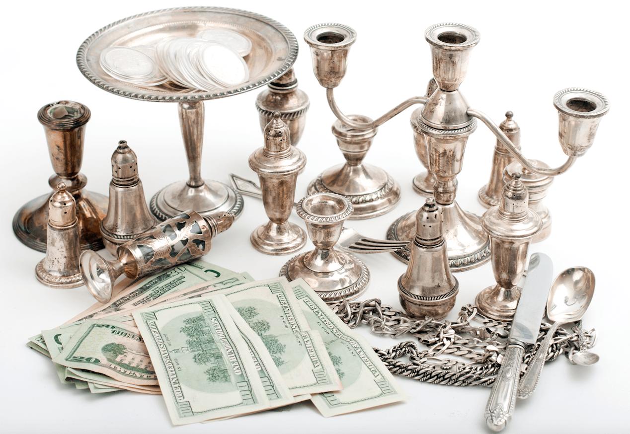 Oud zilver verkopen? doe het niet Blog Zilver.nl