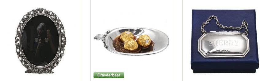 Geef antiek zilver voor moederdag Blog Zilver.nl