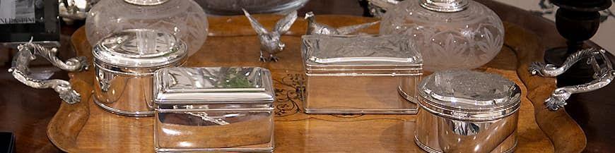 Antiek zilver, zo mooi en duurzaam verkoop het niet
