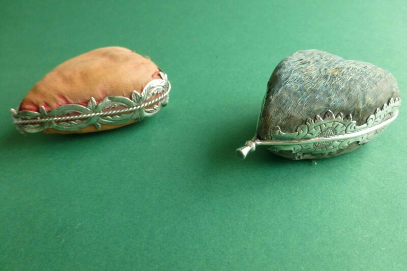 Antieke zilveren speldenkussens uit Friesland en Groningen Blog Zilver.nl