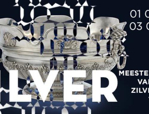Komt dat zien: meesterstukken van Delftse zilversmeden