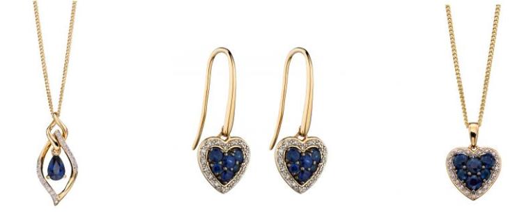 Elements gouden sieraden met diamanten en edelstenen Blog Zilver.nl