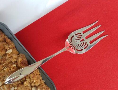 Er zijn vorken, en cakevorken…